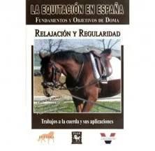 DVD: EQUITACIÓN/ESPAÑA: RELAJACIÓN Y REGULARIDAD