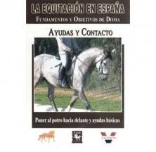 DVD: EQUITACIÓN/ESPAÑA: AYUDAS Y CONTACTO