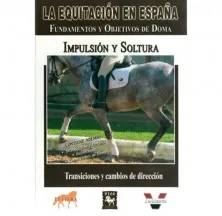 DVD: EQUITATION/SPAIN IMPULSION AND LOOSENESS