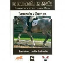 DVD: EQUITACIÓN/ESPAÑA: IMPULSIÓN Y SOLTURA
