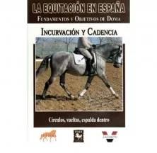 DVD: EQUITACIÓN/ESPAÑA: INCURVACIÓN Y CADENCIA