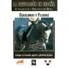 DVD: EQUITACIÓN/ESPAÑA: EQUILIBRIO Y FLUIDEZ