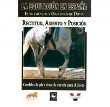 DVD: EQUITACIÓN/ESPAÑA: RECTITUD, ASIENTO, POSICIÓN