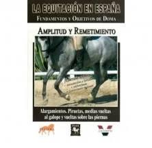 DVD: EQUITACION/ESPAÑA.AMPLITUD Y REMETIMIENTO