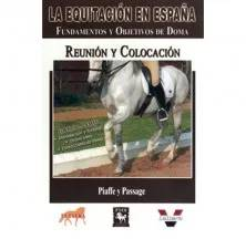 DVD: EQUITACION/ESPAÑA.REUNION Y COLOCACION