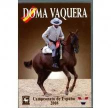 DVD: SPAIN CHAMPIONSHIP SPANISH DRESSAGE 2008