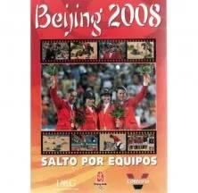 DVD: SALTO DE OBSTACULOS POR EQUIPOS BEIJING 2009