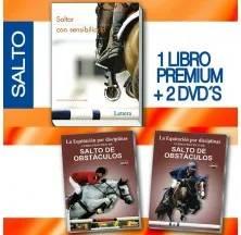 DVD + LIVRO COLEÇÃO PACK: SALTO