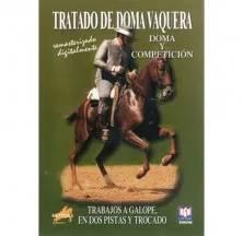 DVD: A LA VAQ. TRAB. AL GALOP. EN 2 PISTAS Y TROCA