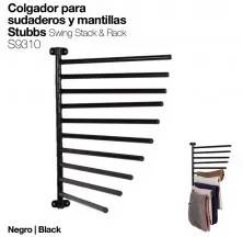 COLGADOR PARA SUDADEROS Y MANTILLAS STUBBS S9310
