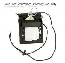 BOLSA PARA DOCUMENTOS STOWAWAY NECK DITTY