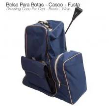 CAP,BOOT,WHIP,DRESSING CASE NO.3703 BLUE(9)