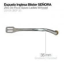 ESPUELA INGLESA BLISTER SEÑORA 23105-ZLR5P-35