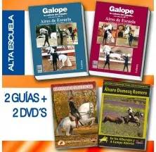 DVD + BOOK PACK: ALTA ESCUELA