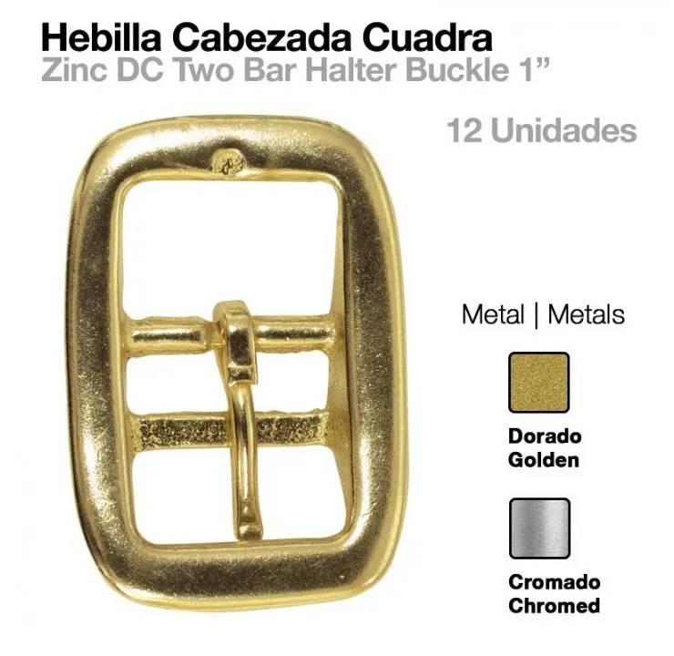 e1abbb53597f HEBILLA CABEZADA CUADRA 12uds