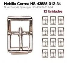 HEBILLA CORREA SPRENGER HS-43585-012-34 12uds