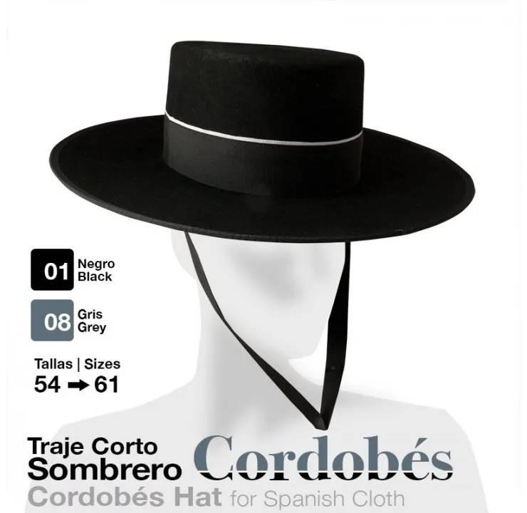 TRAJE CORTO SOMBRERO CORDOBÉS - Zaldi bac1babc8bd
