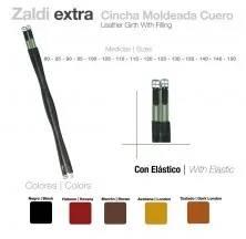 CINCHA ZALDI EXTRA MOLDEADA ELÁSTICO