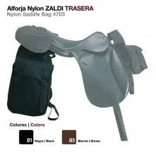 ALFORJA NYLON ZALDI TRASERA 4703