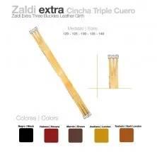 CINCHA TRIPLE CUERO ZALDI EXTRA