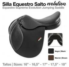 SILLA EQUESTRO SALTO EVOLUTION TALLA:-- COLOR:--