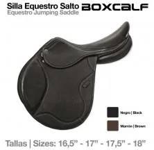 SILLA EQUESTRO SALTO BOXCALF TALLA:-- COLOR:--