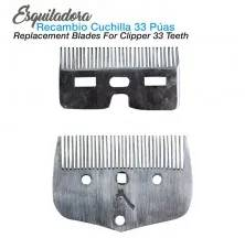REPLACEMENT BLADES FOR CLIPPER -33 TEETH