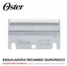 ESQUILADORA RECAMBIO PEINE QUIRÚRGICO EA1SUR