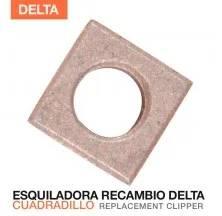 ESQUILADORA REPUESTO CUADRADILLO DELTA