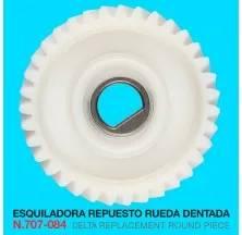 ESQUILADORA REPUESTO RUEDA DENTADA N.707-084