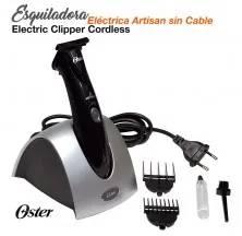 ELECTRIC CLIPPER-ARTISAN-CORDLESS