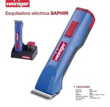 ELECTRIC HAIR CLIPPER -SAPHIR-HEINIGER