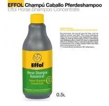 EFFOL CHAMPÚ CABALLO PFERDESHAMPOO 0.5 litro