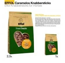 EFFOL KNABBERSTICKS FOR HORSES 1Kg