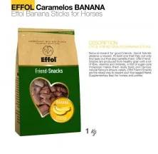 EFFOL BANANA STICKS 1.1 KG