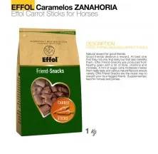 EFFOL CARROT STICKS 1.1 KG.