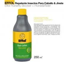 EFFOL HORSE-FLY-BLOCKER+HORSE & RIDER