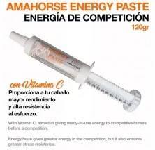 AMAHORSE ENERGÍA DE COMPETICIÓN ENERGY PASTE 120gr