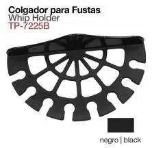 COLGADOR PARA FUSTAS TP-7225B NEGRO