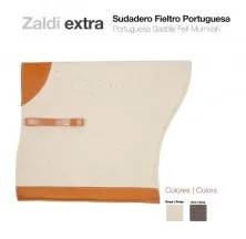 SUDADERO ZALDI EXTRA FIELTRO PORTUGUESA