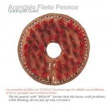 ARANDELA FILETE PESSOA CON CEPILLO PAY9002
