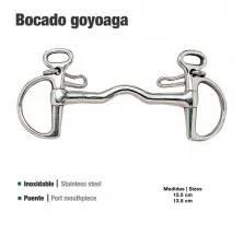 BOCADO GOYOAGA PUENTE INOX 21102