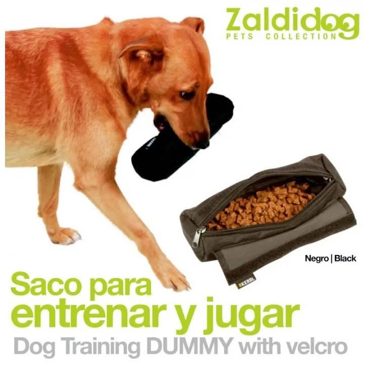 e69abe06 DOG TRAINING DUMMY WITH VELCRO - Zaldi