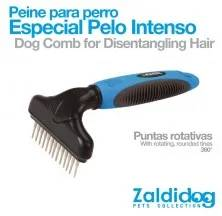 DOG COMB FOR DISENTANGLING HAIR