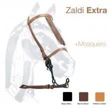 CABEZADA VAQUERA ZALDI EXTRA CON MOSQUERO