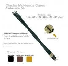 CINCHA MOLDEADA CUERO ELÁSTICO