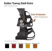 ESTRIBO TUAREG ZALDI EXTRA CON PROTECTOR