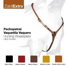 PECHOPETRAL VAQUETILLA ZALDI EXTRA VAQUERO