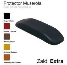 PROTECTOR PARA MUSEROLA ZALDI EXTRA CUERO