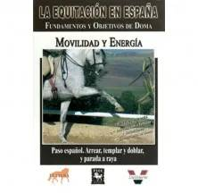 DVD: EQUITATION/SPAIN MOBILITY AND ENERGY